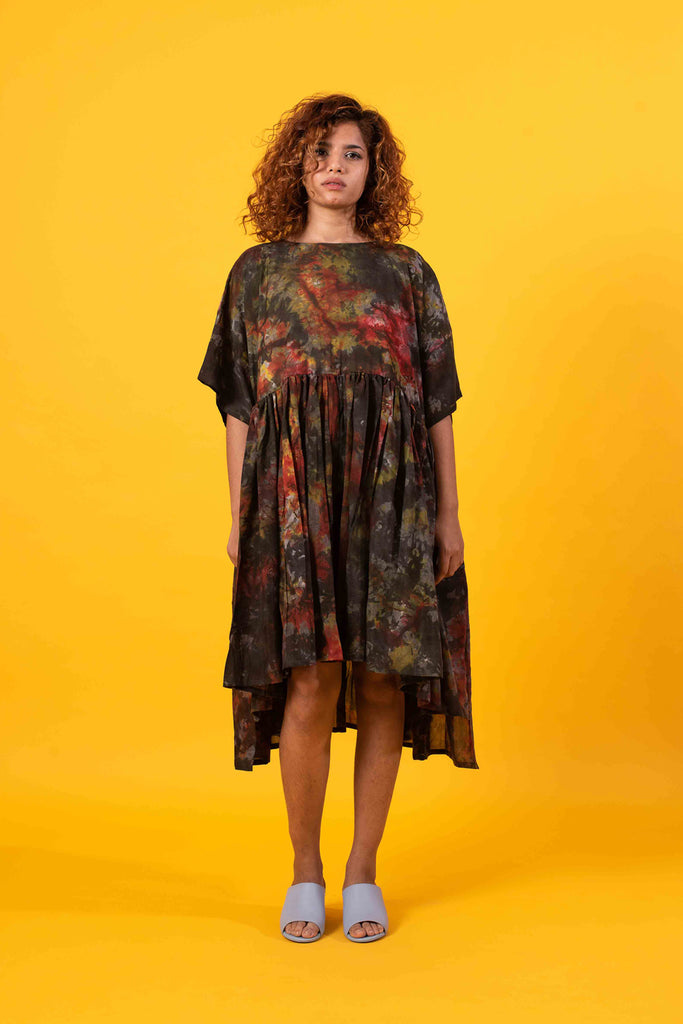 TAPENADE DOVER SPLATTER DRESS