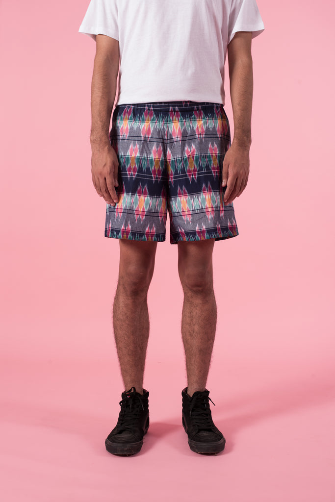 IKAT SUMMER SHORTS