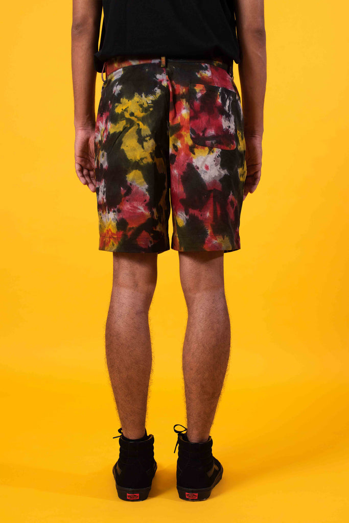 TAPENADE SPLATTER SHORTS