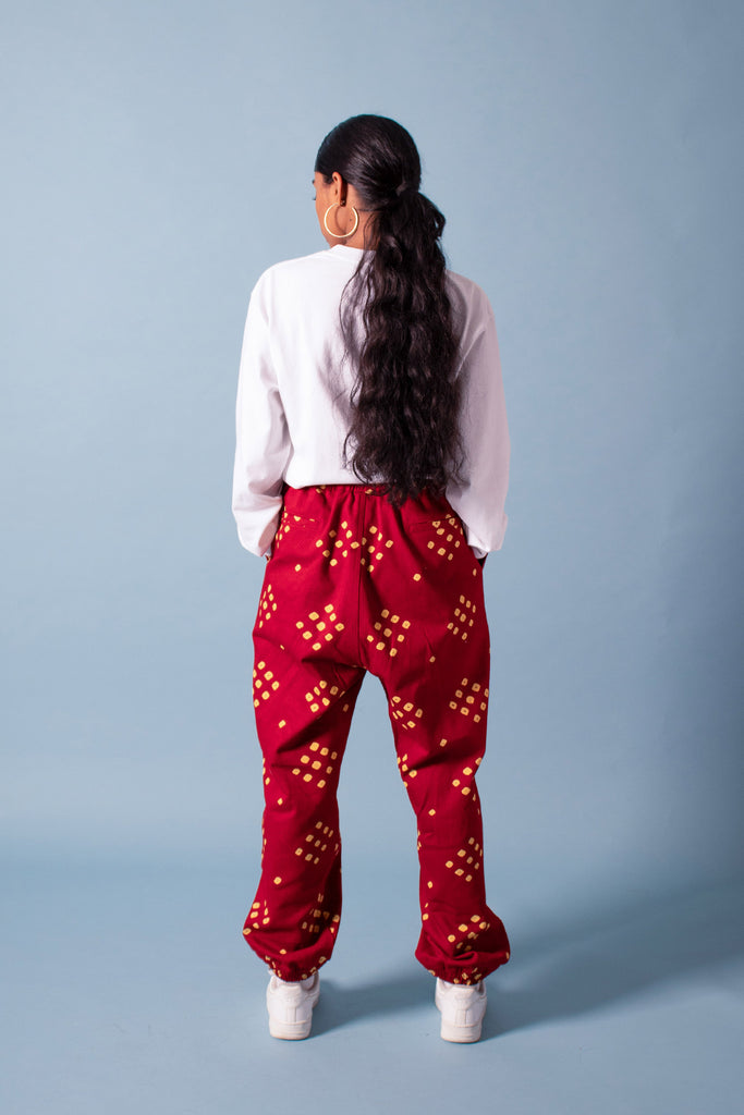 DOTTY TRACKPANTS