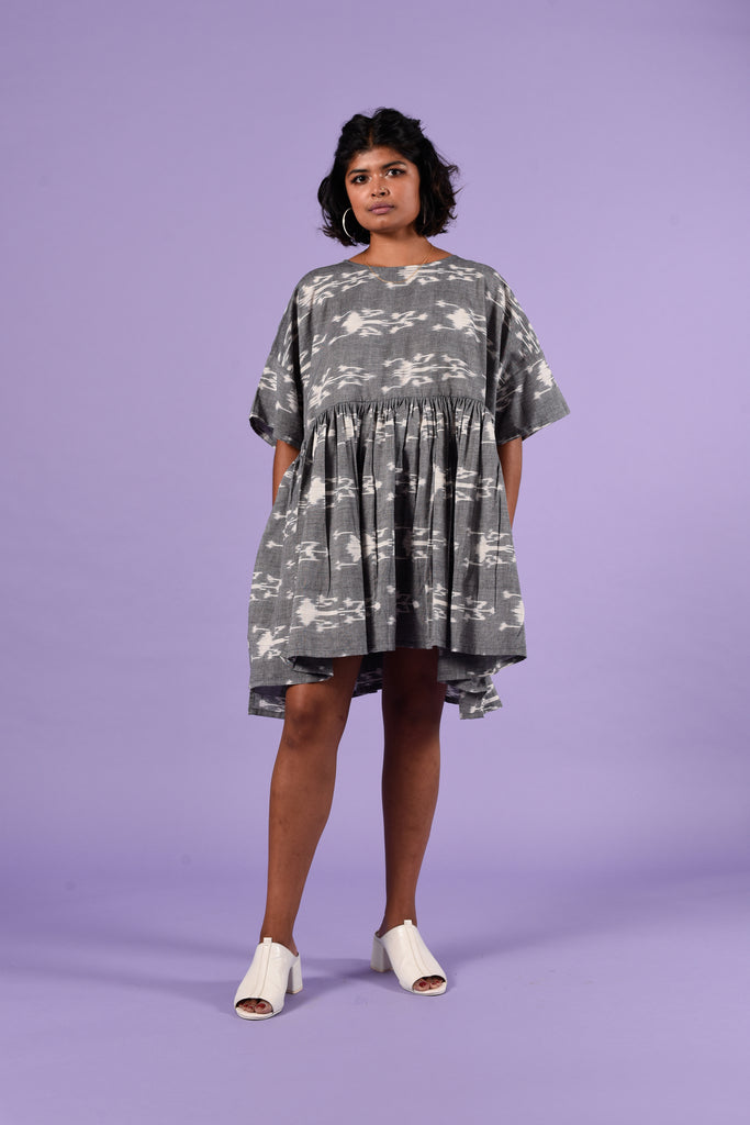 IKAT MINI DOVER DRESS