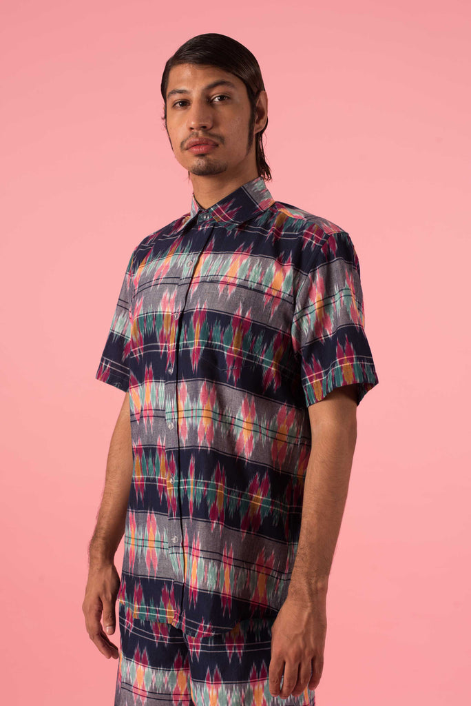 IKAT SUMMER SHIRT