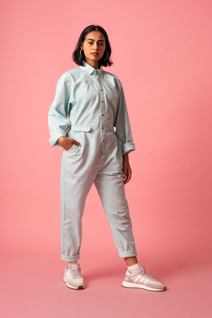 HINT OF MINT FLIGHT SUIT