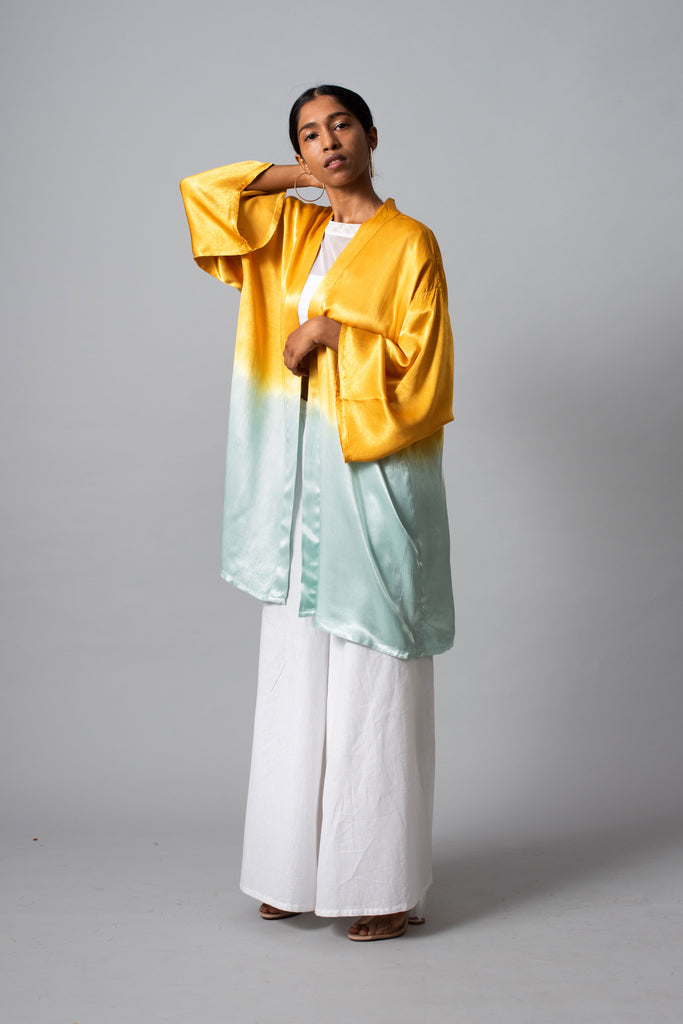 MINTY PINEAPPLE SLUSHY ROBE
