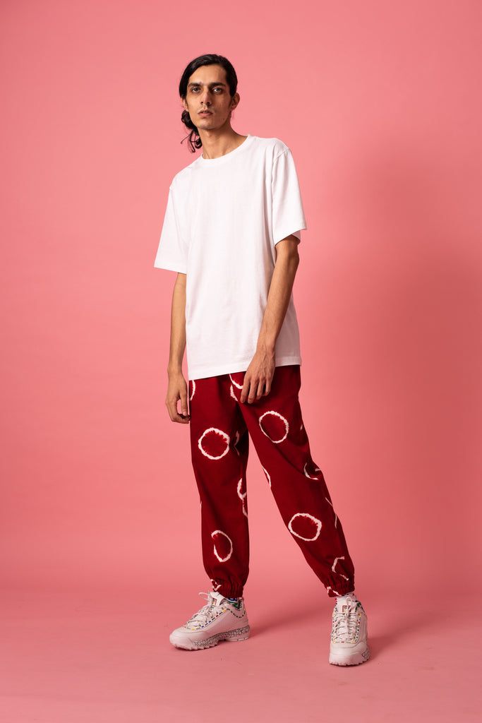 THE ISLAND GENERAL PANTS - RED