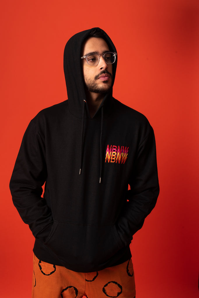 NBNW EMBROIDERED SWEATSHIRT