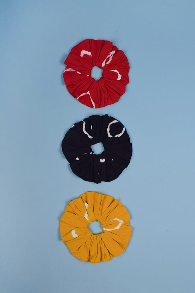 RING SCRUNCHIES [MIX BAG]