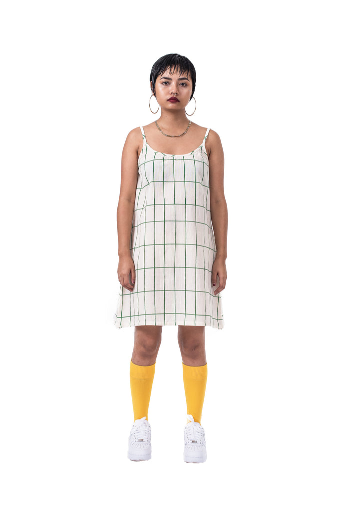 ROCK THE BOAT SLIP DRESS