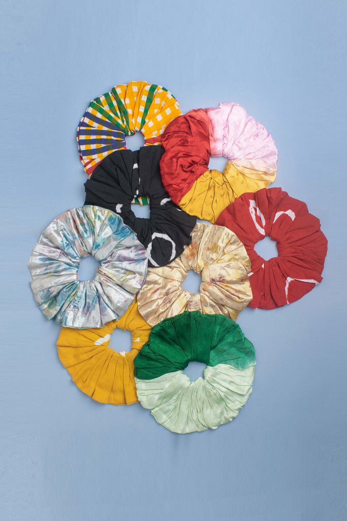 SCRUNCHIES MIX BAG [PACK OF 3]