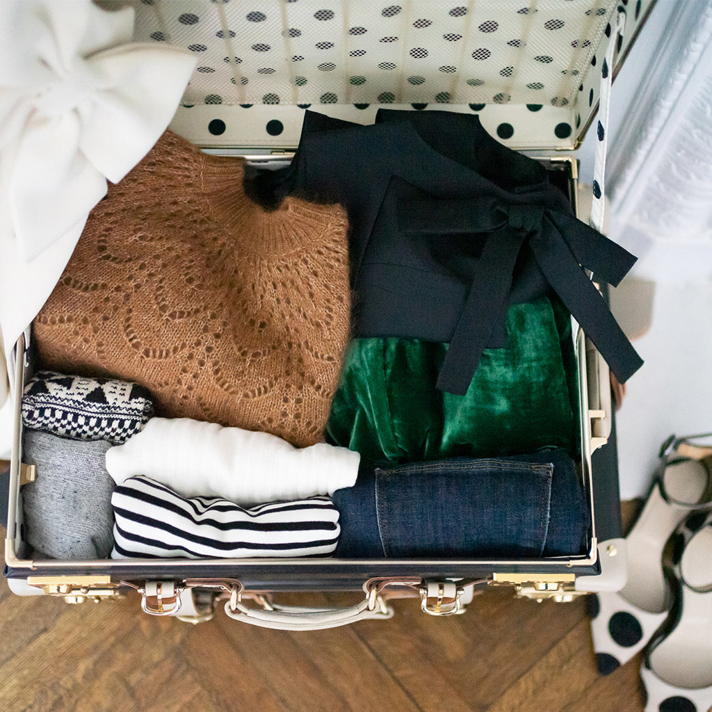 How to Pack Simply & Easily with SteamLine Luggage - Photo by Monica Francis