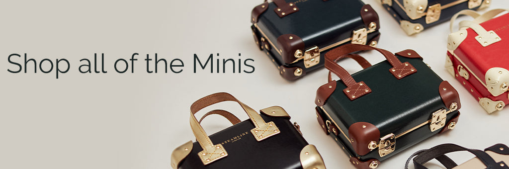 Shop The Mini Collection from SteamLine Luggage