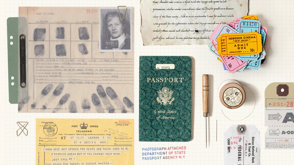 Passport for the imagination.