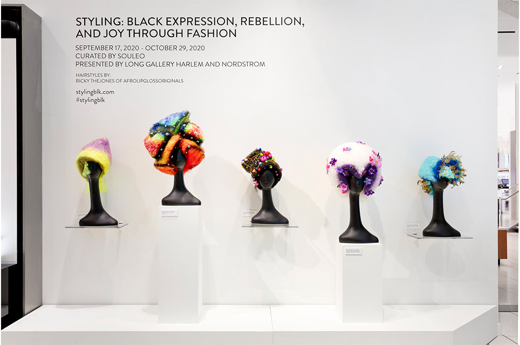 Styling: Black Expression, Rebellion, and Joy Through Fashion - Curated by Souleo, Presented by Long Gallory Harlem and Nordstrom