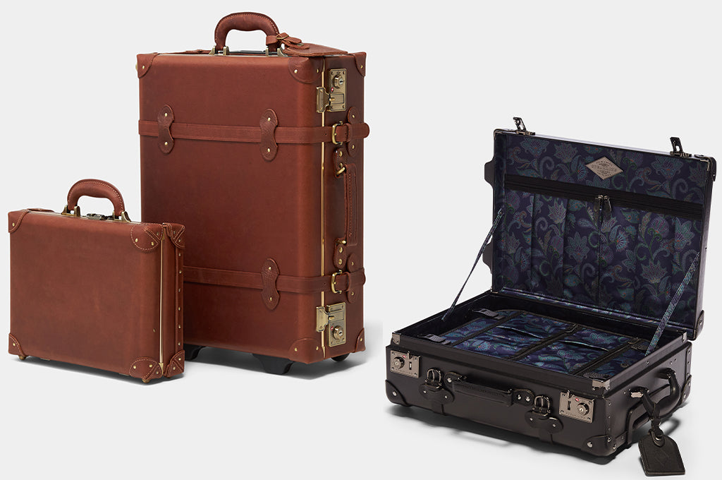 SteamLine Luggage 2020 Gift Guide For Him - Including the Pioneer Collection and Industrialist Collection
