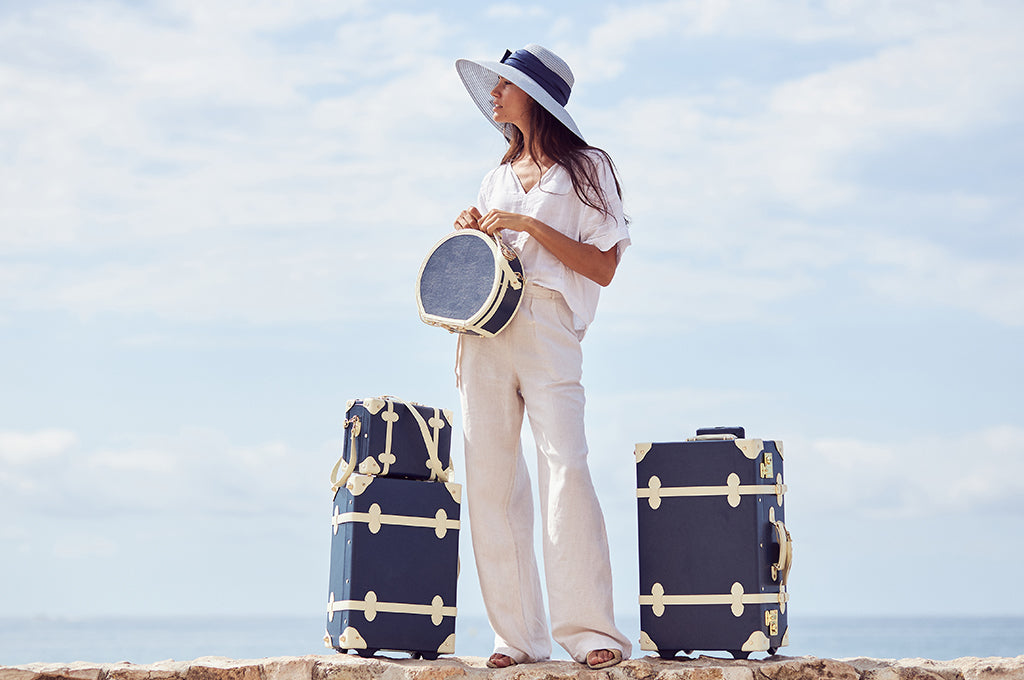 SteamLine Luggage and Eugenia Kim - Travel Beautifully, Inspired By Interview