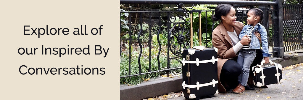 INSPIRED BY - SteamLine Luggage Blog Series
