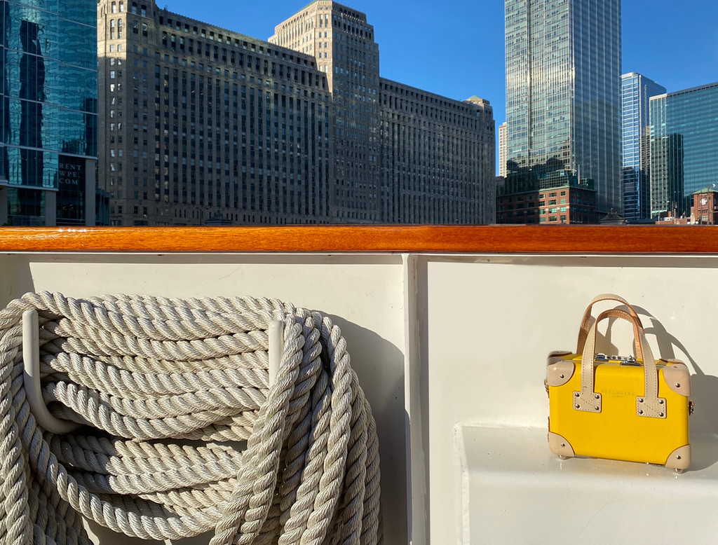 The Canary Mini takes an Architecture Tour of Chicago