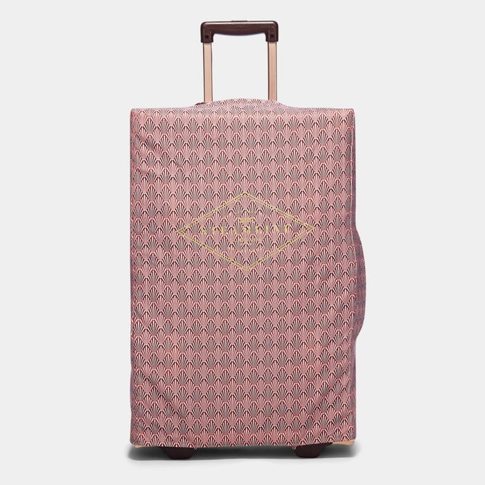 The Art Geo Protective Cover - Carryon Size - Steamline Luggage