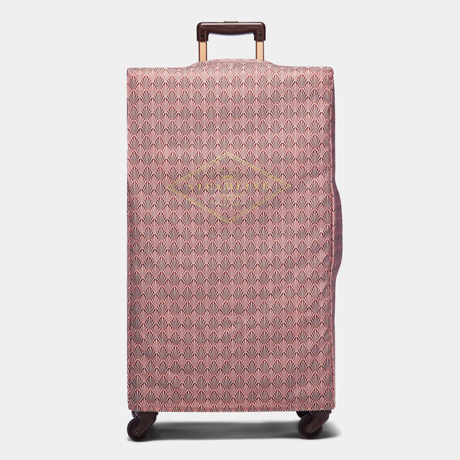 The Art Geo Protective Cover - Spinner Size - Steamline Luggage