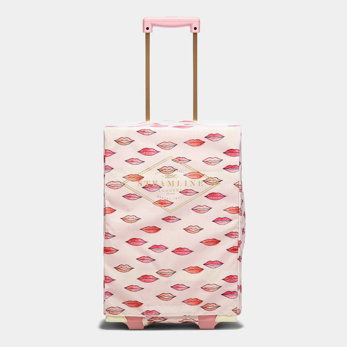 The Lip Print Protective Cover - Carryon Size