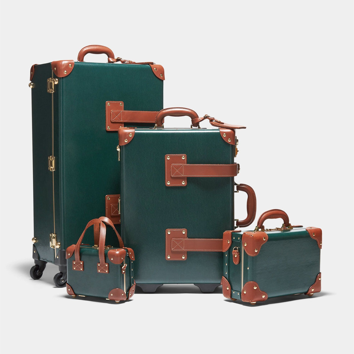 The Diplomat - Hunter Green Carryon