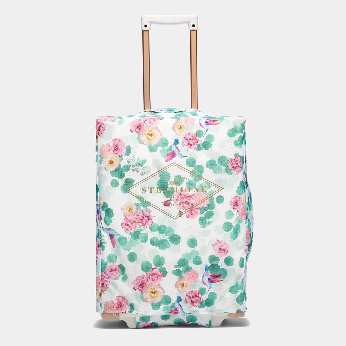 The Floral Protective Cover - Stowaway Size