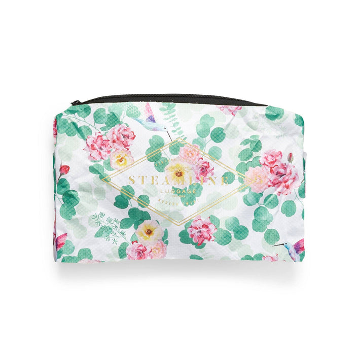 The Floral Protective Cover - Carryon Size