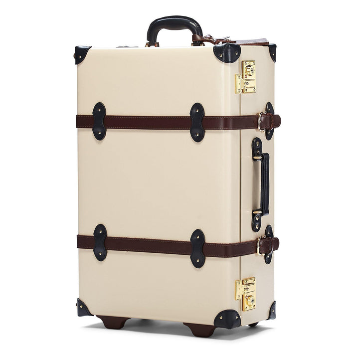 The Architect - Cream Stowaway - Steamline Luggage