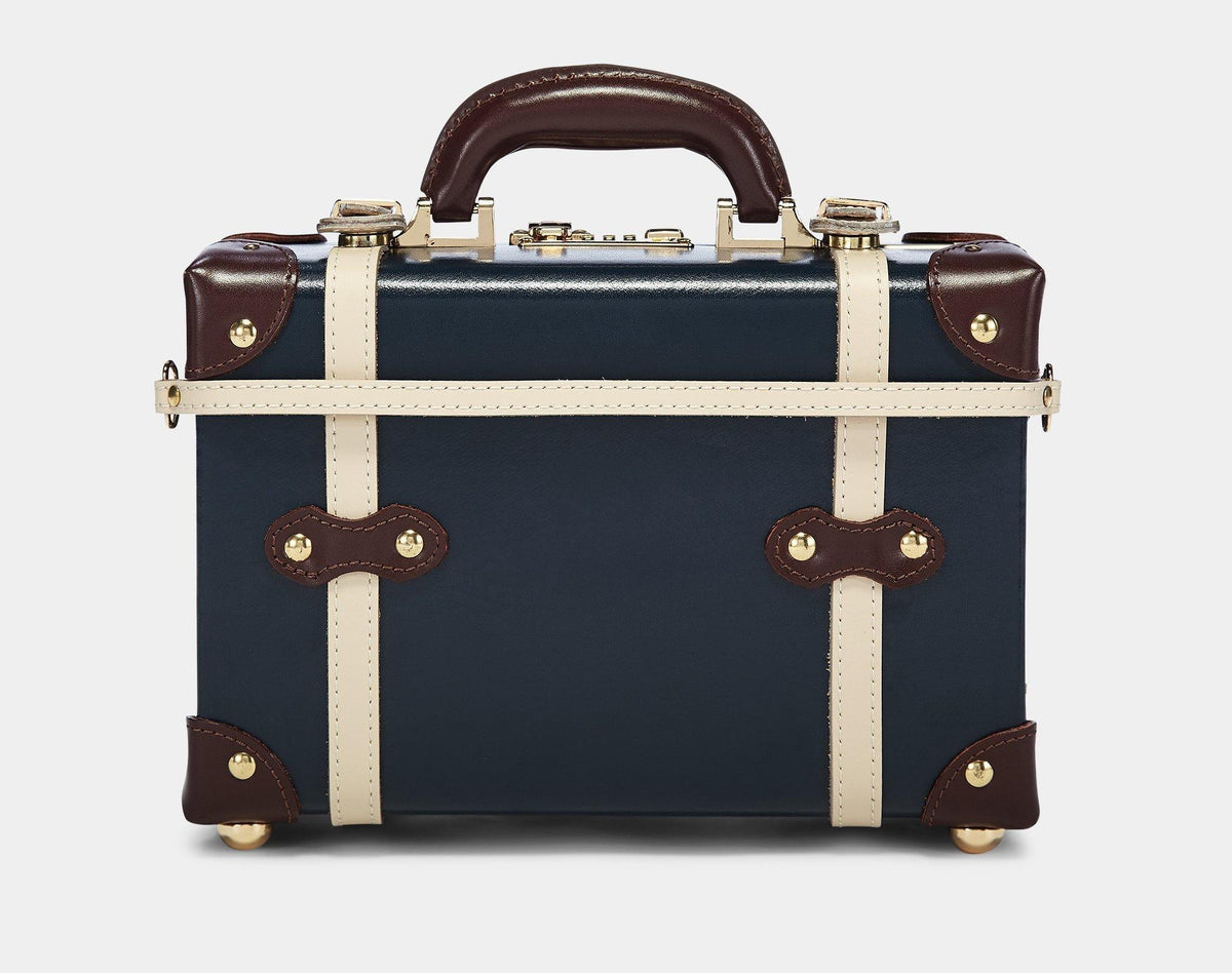 The Architect - Navy Vanity - Steamline Luggage