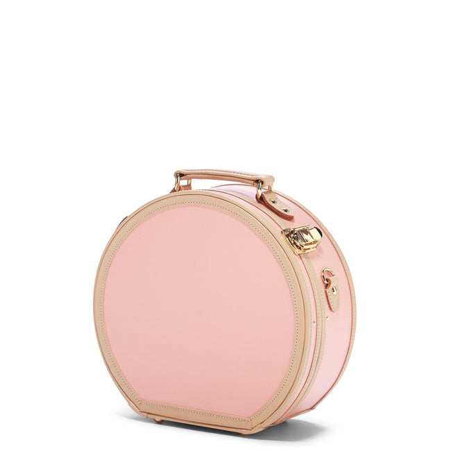 The Correspondent - Pink Hatbox Small