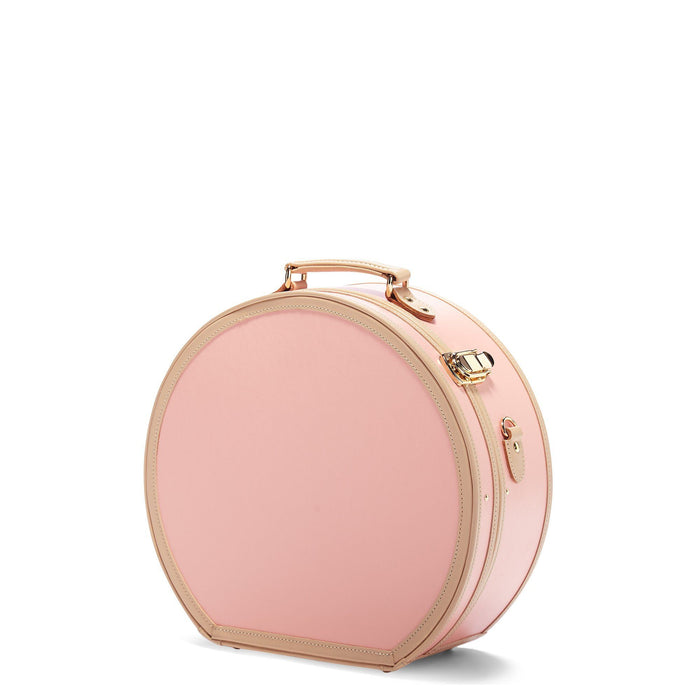 The Correspondent - Pink Hatbox Large