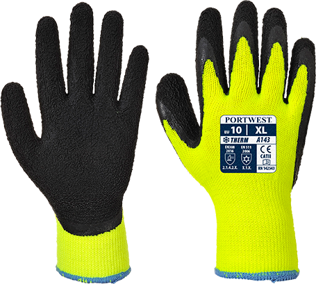 a143 Thermal Soft Grip Glove