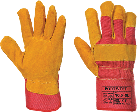 a225 Fleece Lined Rigger Glove