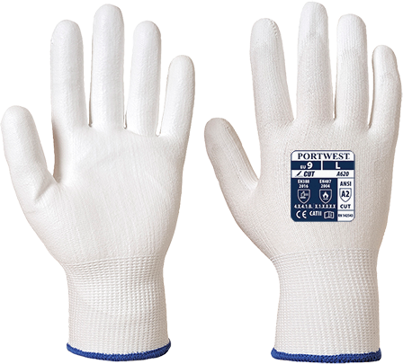 a620 LR Cut PU Palm Glove