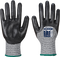 a621 Cut Nitrile Foam Glove