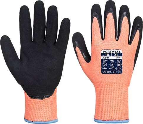 a646 Vis-Tex HR Cut Winter Glove