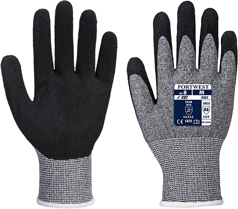 a665 VHR Advanced Cut Glove