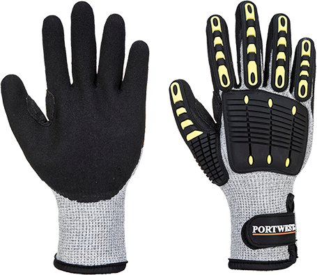 a729 TPV Impact Therm Cut Glove