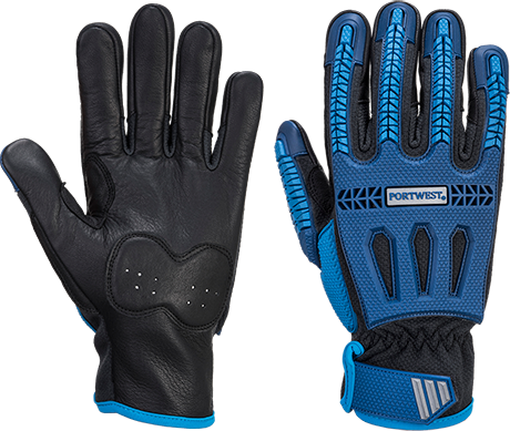 a761 Portwest Impact Cut Glove VHR