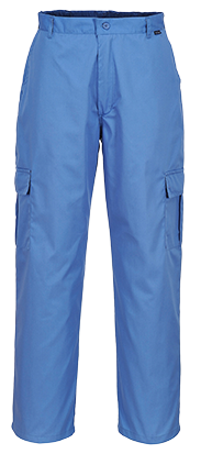 as11 Pantaloni Ignifugati-Antistatic