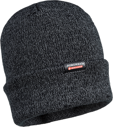 b026 Reflective Insulatex Knit Cap