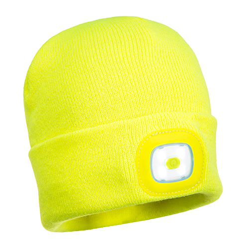 b027 Junior Beanie LED Headlight