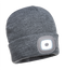 b029 Rechargeable LED Beanie