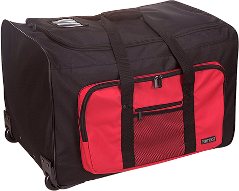 b907 Multi-Pocket Trolley Bag  100L