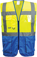 c476 Warsaw Executive Vest