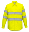 e044 Hi-Vis Work Shirt
