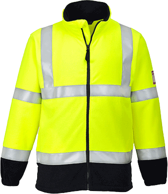 fr31 Bizflame Hi-Vis Fleece