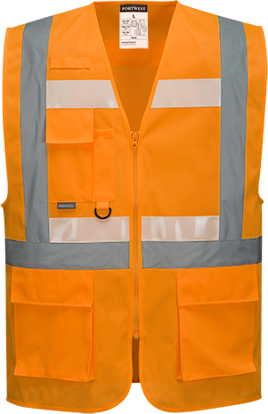 g456 Glowtex Executive Vest II