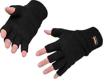 gl14 Knit Glove Fingerless