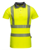 lw72 Hi-Vis Ladies Pro Polo Shirt